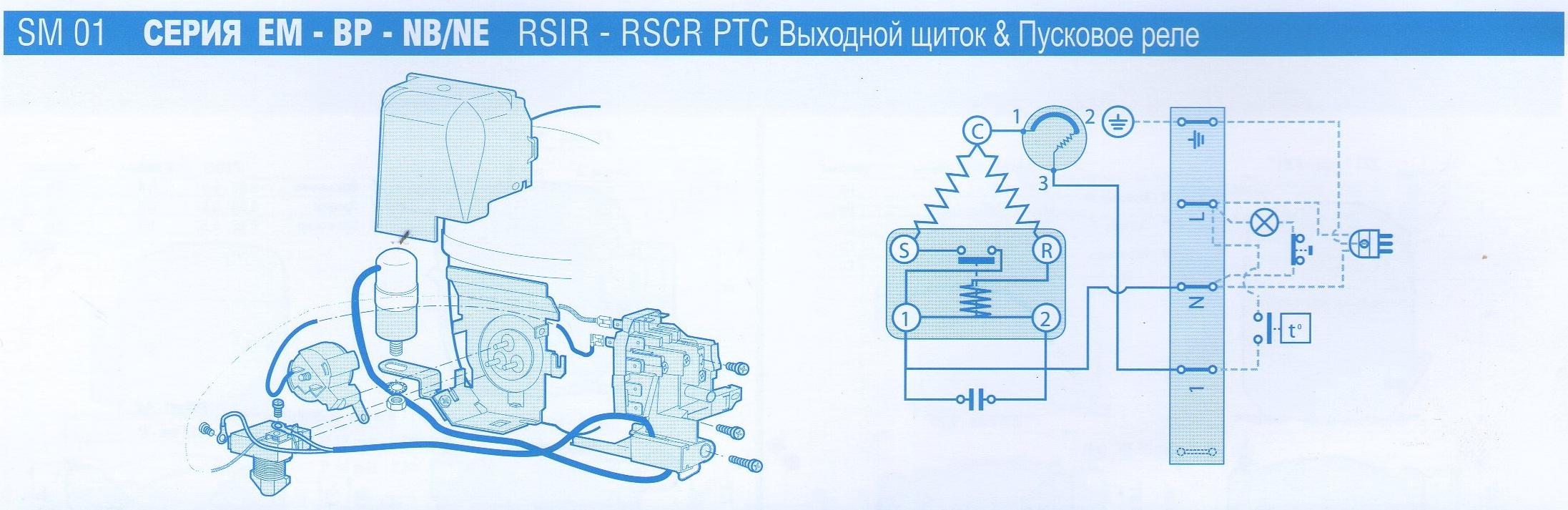 Как работает компрессор схема